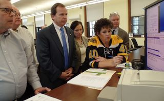 Norfolk County First to Electronically Record Land Court Documents