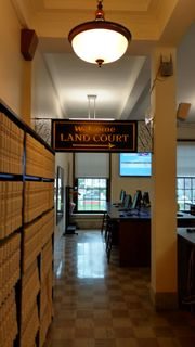 Norfolk County Recording All Land Court Documents Electronically