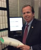 Register O'Donnell Announces 34,000th Book Printed at Registry