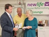Register William P. O'Donnell partners with newlife Home Refurnishing