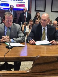 Register O'Donnell Testifies on Beacon Hill for More Transparency When It Comes to Homeowner Mortgages