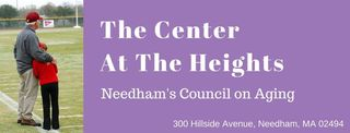 Register of Deeds William P. O'Donnell to speak at the Needham Council on Aging ~ Wed., Oct. 17th at 10:00am
