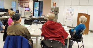 Register O'Donnell Guest Speaker at Foxborough Senior Center