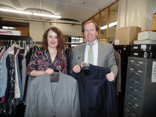 Register O'Donnell Launches Partnership with Suits and Smiles