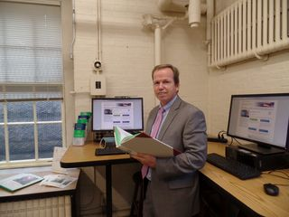 Register O'Donnell Announces 38,000th Book Printed at Registry of Deeds