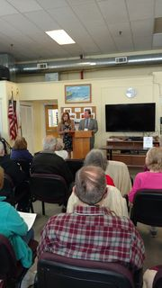 Register O'Donnell Guest Speaker at Walpole Council on Aging